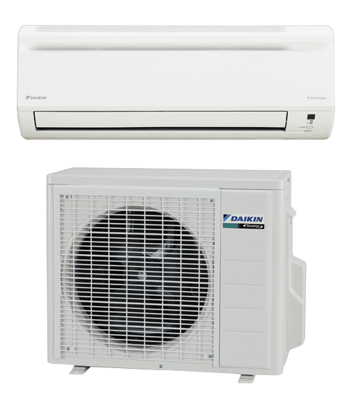 KE Series Ductless HVAC System