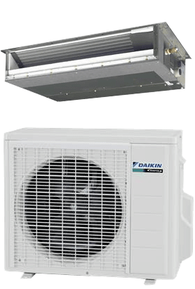 LV Series Ductless HVAC System