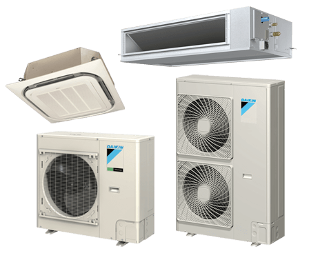 Skyair Cooling Only System